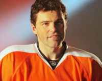Philadelphia Flyers Media Day - Jaromir Jagr 68