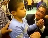 Vyléčení z autismu (video)