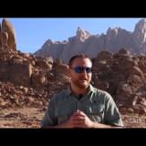 Mojžišova hora – Vrch Sinaj v Saudskej Arábii (video)